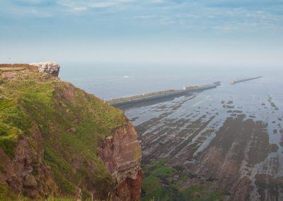 Blick auf das Helgoländer Felswatt | Faszination Tierfotografie - Hartmut Fehr